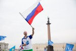 Парад участников фестиваля Petersburg Cup 2017