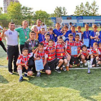 Закрытие Petersburg Cup 2013